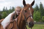 Caballo Terry - Hembra (13 años)